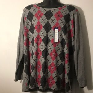 New men's Falls Creek Izod sweater 2x.